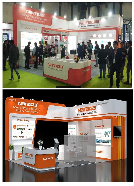 印度电子元器件及生产设备、激光光电技术博览会