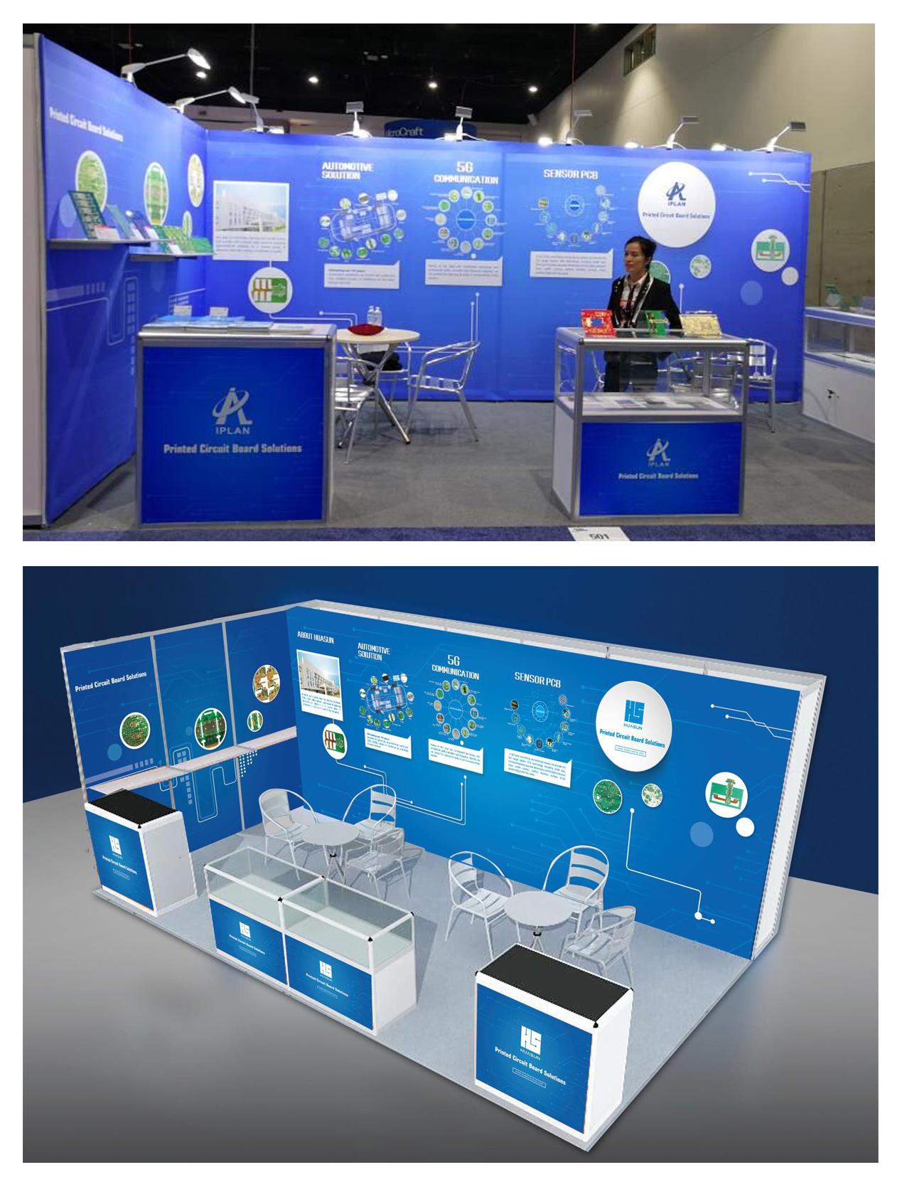 美国国际线路板及电子组装技术展览会